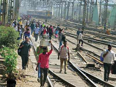 Railways' Rs 200-cr plan to reduce track deaths