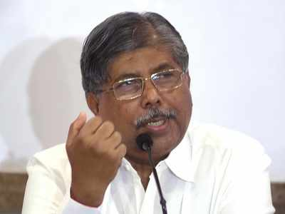 'Outsider' BJP candidate Chandrakant Patil stays in friend's Kothrud house, rents office