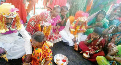 Scourge of poverty in K'taka: Child marriage and polyandry