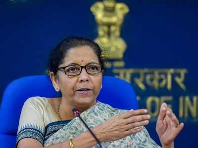 Nirmala Sitharaman: Government approves Rs 25,000 crore alternate fund for stalled housing projects