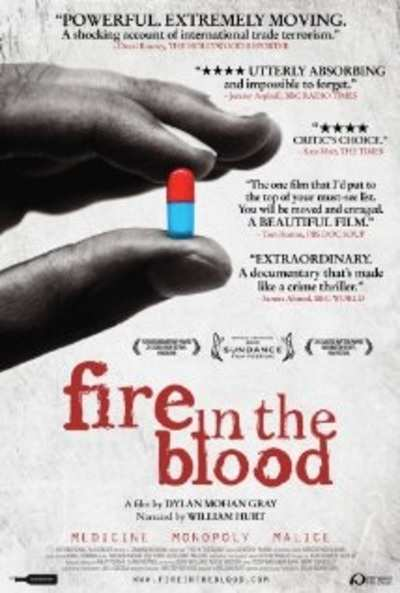 Film review:  Fire in the Blood