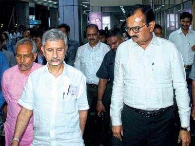 Gujarat nu Gaurav: External Affairs Minister S Jaishankar is BJP's Rajya Sabha candidate from state
