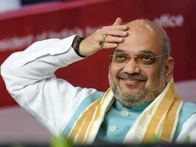 Home Minister Amit Shah might visit Srinagar to unfurl Tricolour at Lal Chowk on Independence Day