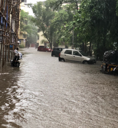 Mumbai Rains Live Updates: Moderate to heavy rainfall expected over next 48 hours