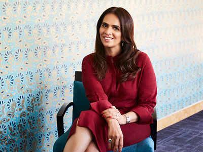 Designer Anita Dongre works towards empowering women of Maharashtra with Dr Heena Gavit