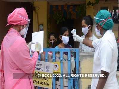 Save lives of Covid-19 patients: Central team to Karnataka