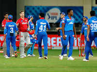 IPL 2020: Dhawan's ton in vain as Punjab beat Delhi