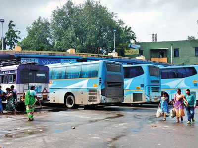 Security units soon at all MSRTC depots