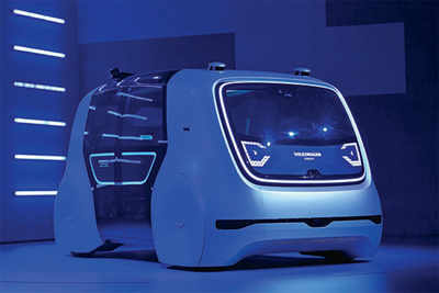 Meet Sedric: the autonomous car of tomorrow