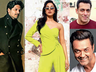 Kiara Advani, Bhumi Pednekar, Ali Fazal, Bobby Deol, Rana Daggubati, Manoj Bajpayee recall their fan moments with Salman Khan, Rani Mukerji, Kapil Dev, Amitabh Bachchan and Robert De Niro