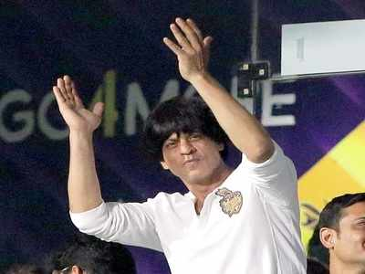 Shah Rukh Khan at Lord's? 100 possibilities