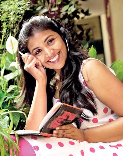Honours come calling on city poet Reshma Ramesh