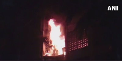 4 dead, 5 injured in fire at Maimoon building in Mumbai's Marol area