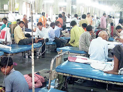 Civic hospitals to get paid OPDs