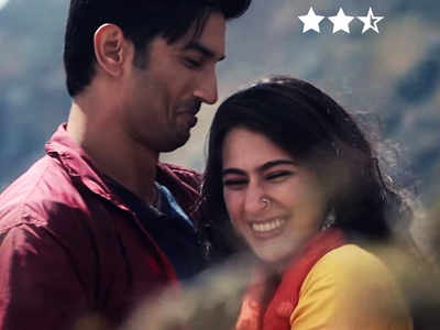 Kedarnath movie review: Sara Ali Khan shines, Sushant Singh Rajput struggles in this Abhishek Kapoor film