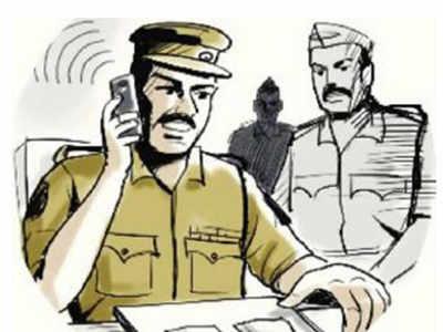 Gang of 12 rough up cop in Bengaluru