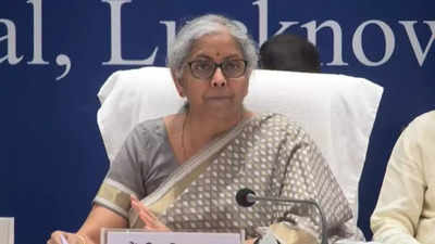 GST Council meet live updates: Petrol, diesel won't be brought under GST yet, says Sitharaman