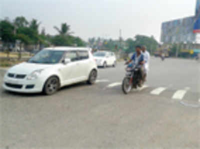 Bangalore-Mysore highway loses some of its humps