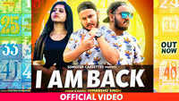 Latest Haryanvi Song 'I Am Back' Sung By Himanshu Singh