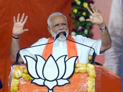 PM Modi thanks BJP workers in Varanasi, says chemistry defeated arithmetic in Lok Sabha elections