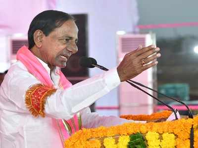 K Chandrasekhar Rao vows to sue Andhra Pradesh government in Apex Court on Krishna water project