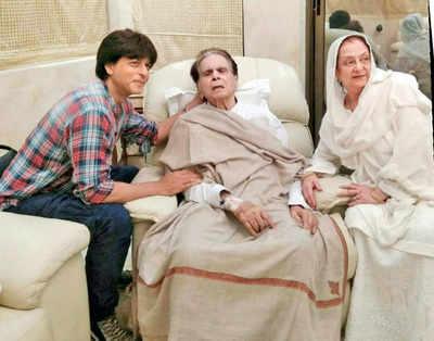 'Shah Rukh and Dilip saab are so alike'