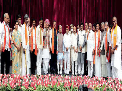 No son-rise in new Cabinet