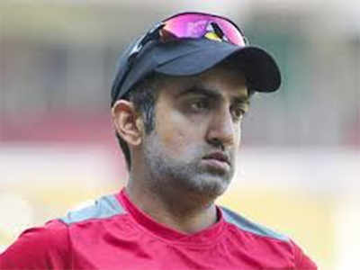 Gambhir launches cricket scholarship programme in city