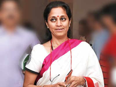 Fake Supriya Sule clip asks for votes for BJP; NCP files complaints with EC, police