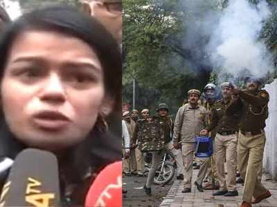 'Is this democracy?' Video of Jamia student crying amid protests goes viral