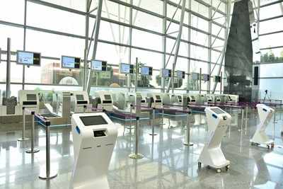 Bengaluru airport launches fully automated self bag drop facility