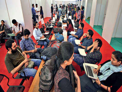 It's bye pandemic blues, hello jobs at Gujarat govt's 2021 placement fair