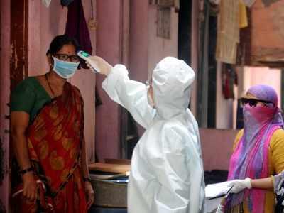 Mumbai's COVID-19 tally crosses 25,000-mark with 1,382 new positive cases on Thursday