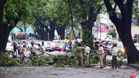 Rain, strong winds wreak havoc in Bengaluru