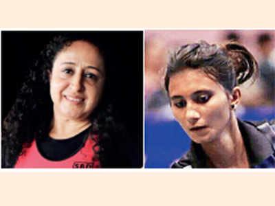 City women raise funds for female athletes
