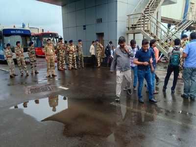 Mock terror drill at Mumbai airport, passengers inconvenienced