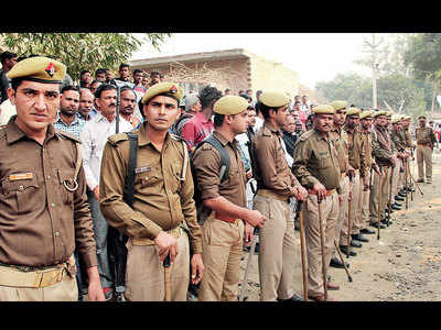 Unnao rape victim laid to rest amid tight security