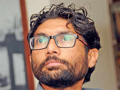 Film director Vivek Agnihotri invites Vadgam MLA Jignesh Mevani for open debate