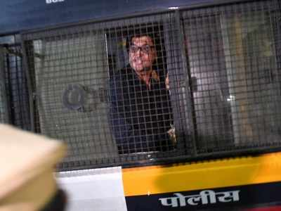 Arnab Goswami shifted to Taloja jail