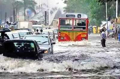Mumbai gets 94 per cent of average June rain