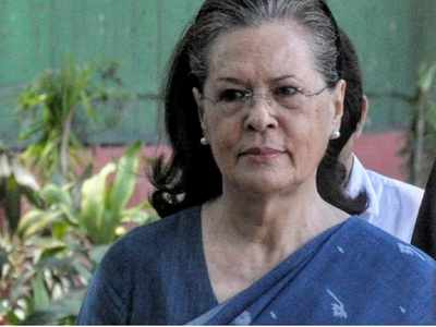 Ready to sacrifice everything for protecting country's basic values: Sonia Gandhi in a letter to Rae Bareli voters