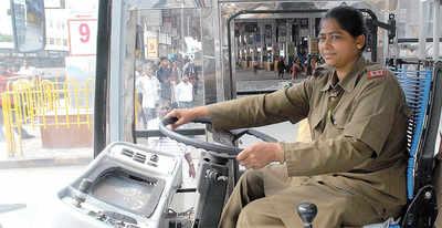 BMTC plans to put 1,000 women behind the wheel