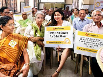Elderly city women share stories of abuse