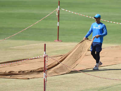 Pitch curator for 2nd India-NZ ODI in the dock for pitch tampering