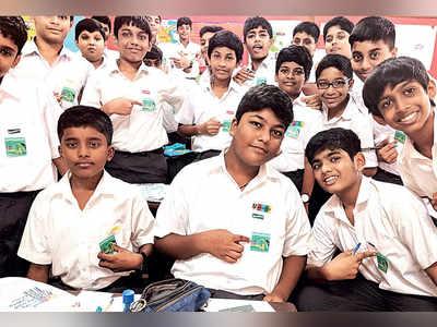 Bandra school seeks parents' support in Aarey stir