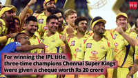 IPL: This is how much CSK got as prize money