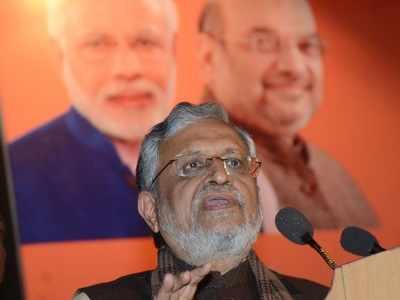 Bihar Deputy CM Sushil Modi calls Priyanka Gandhi - Vadra 'woman with tainted life partner'