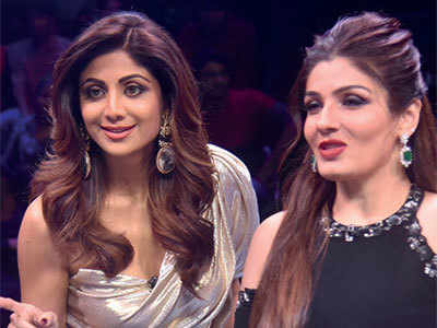 Govinda raveena tandon shilpa shetty get nostalgic on the sets of govinda raveena tandon shilpa shetty get nostalgic on the sets of super dancer altavistaventures Choice Image