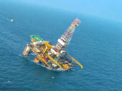 13 crew members of ONGC rig rescued by Indian Navy