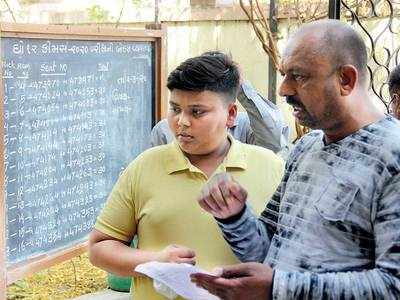 CBSE allows masks in among 4 suspects board exam centres